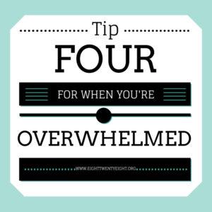 Tip Four